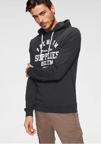 John Devin Kapuzensweatshirt, mit verschiedenen Drucken kaufen