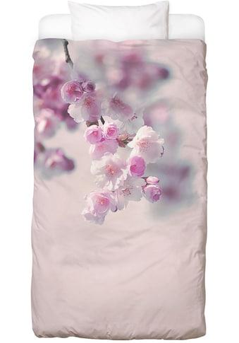 Juniqe Bettwäsche »Pastel Rose Cherry II«, In vielen weiteren Designs erhältlich kaufen