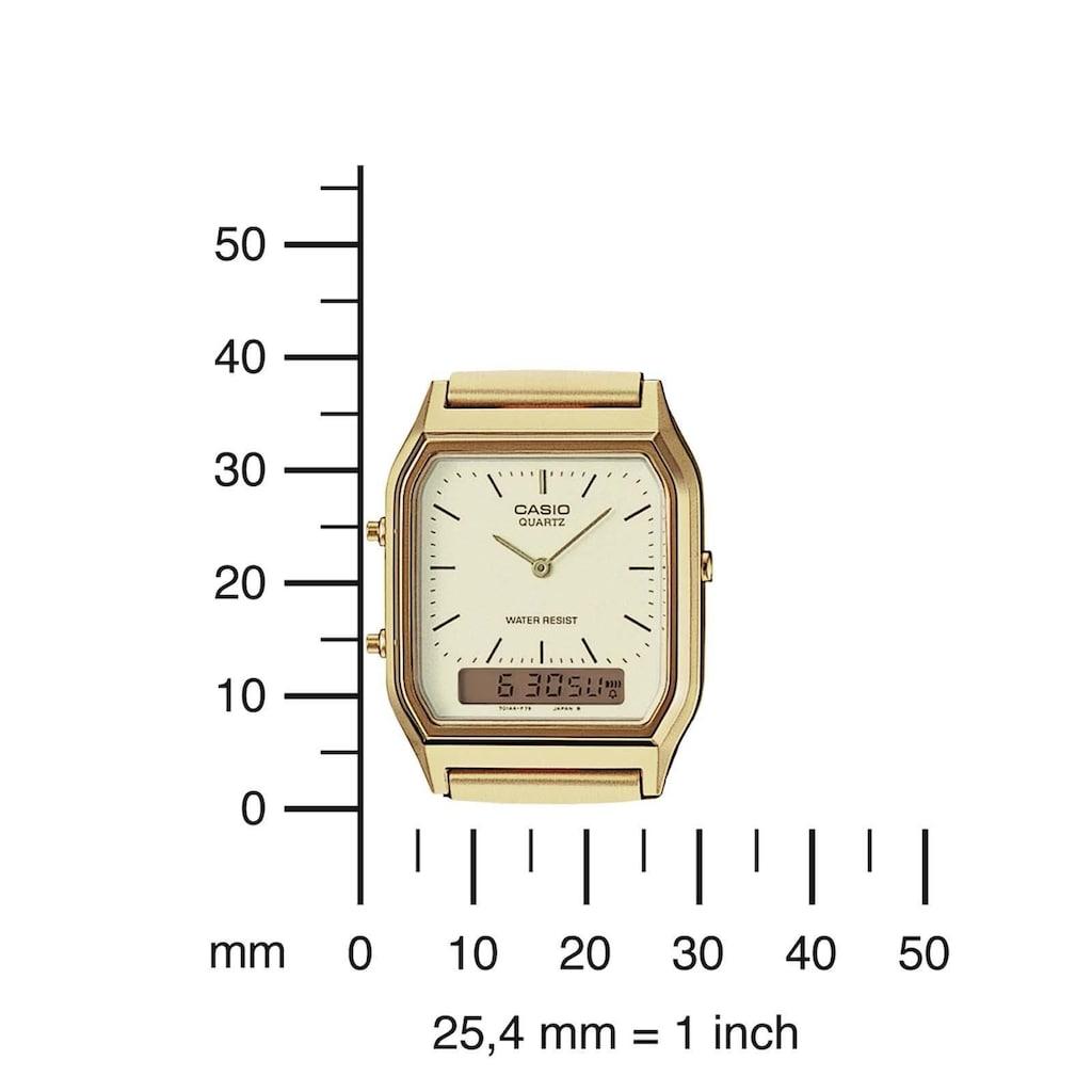 CASIO VINTAGE Chronograph »AQ-230GA-9DMQYES«