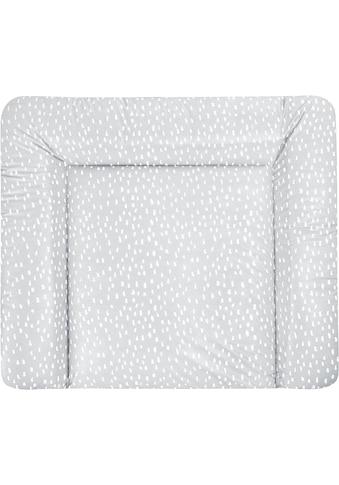 Julius Zöllner Wickelauflage »Softy - Tiny Squares Grey«, (1 tlg.), Made in Germany kaufen