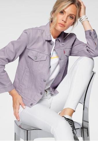Levi's® Jeansjacke »Ex - Boyfriend Trucker« kaufen