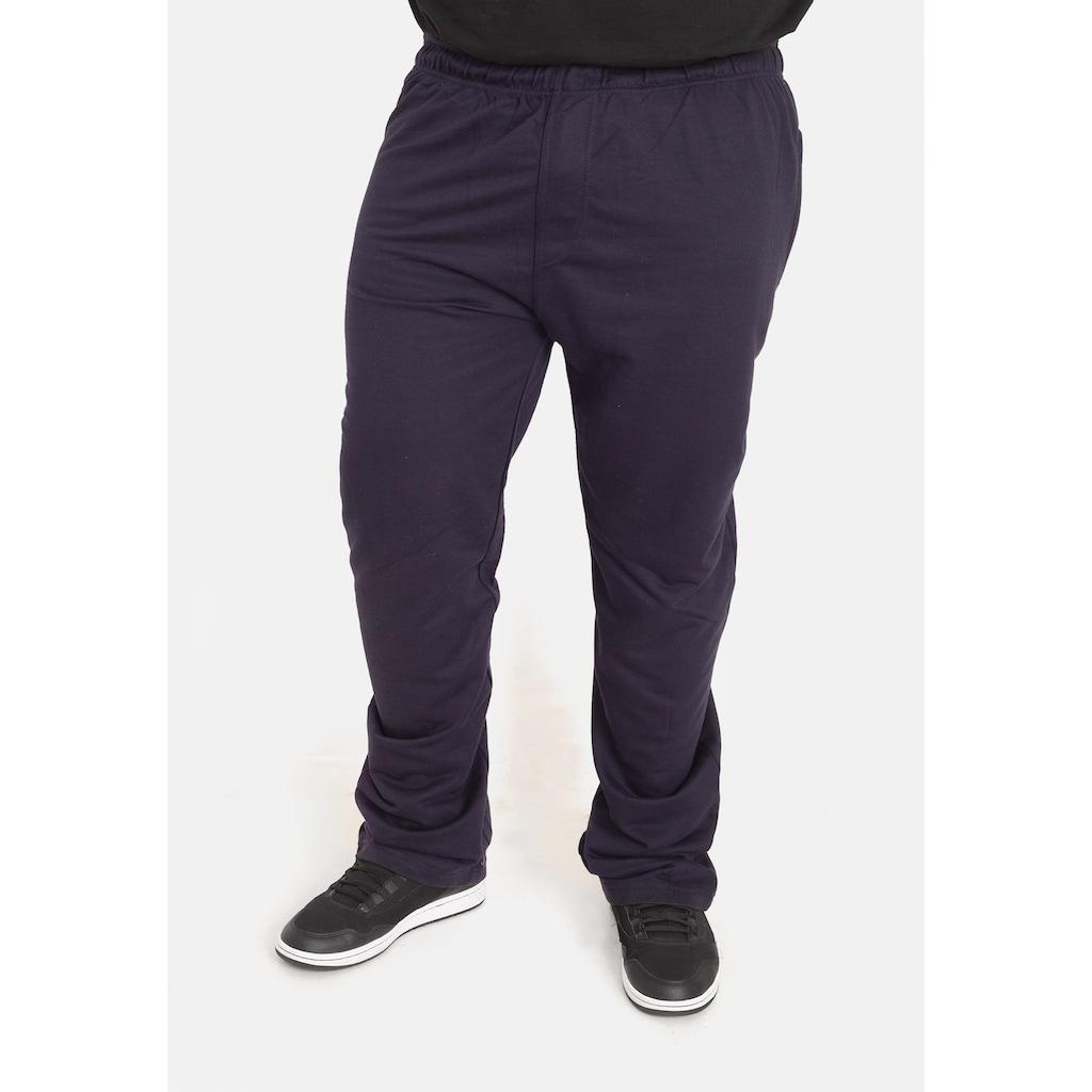 Duke Clothing Jogginghose »Herren Kingsize Rory leichte Fleece Jogging Hose«