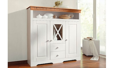 Home affaire Highboard »Lisa« kaufen