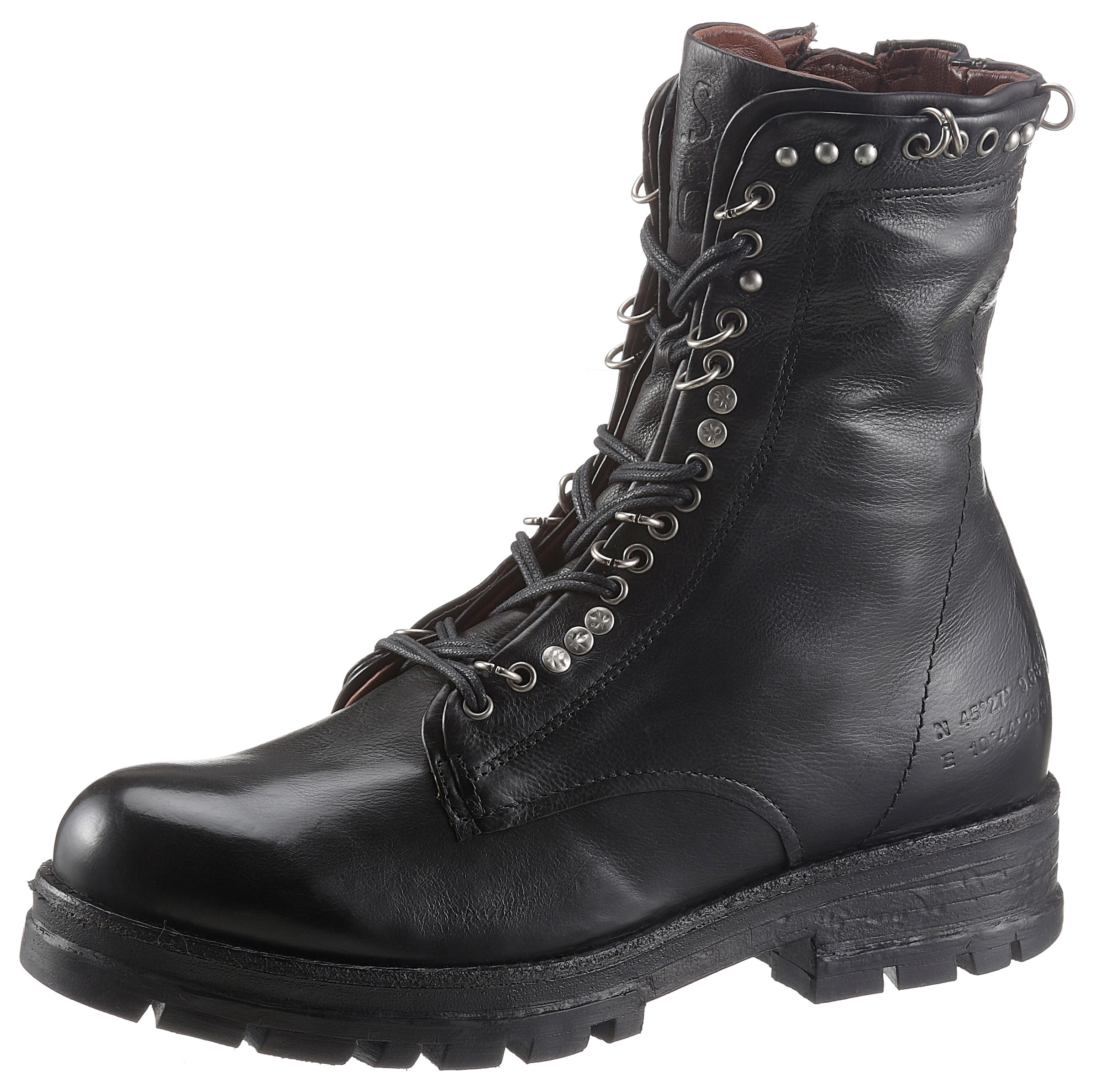 Image of A.S.98 Bikerboots »ENTER«