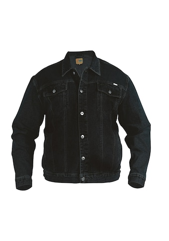 Duke Clothing Jeansjacke »Herren Western Trucker Style Denim Jacke« kaufen
