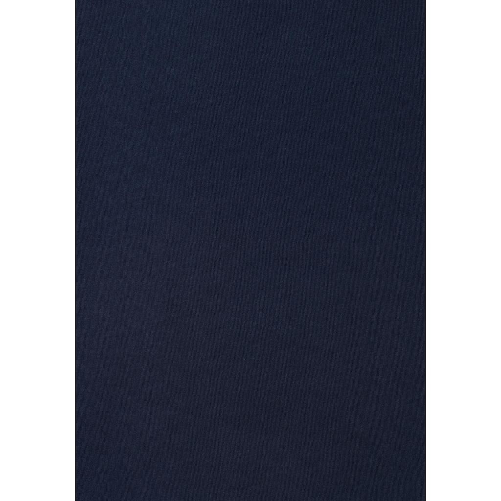 s.Oliver Bodywear T-Shirt »Homewear«, mit Logo Print vorn