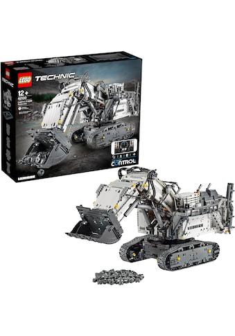 LEGO® Konstruktionsspielsteine »Liebherr Bagger R 9800 (42100), LEGO® Technic«, (4108... kaufen