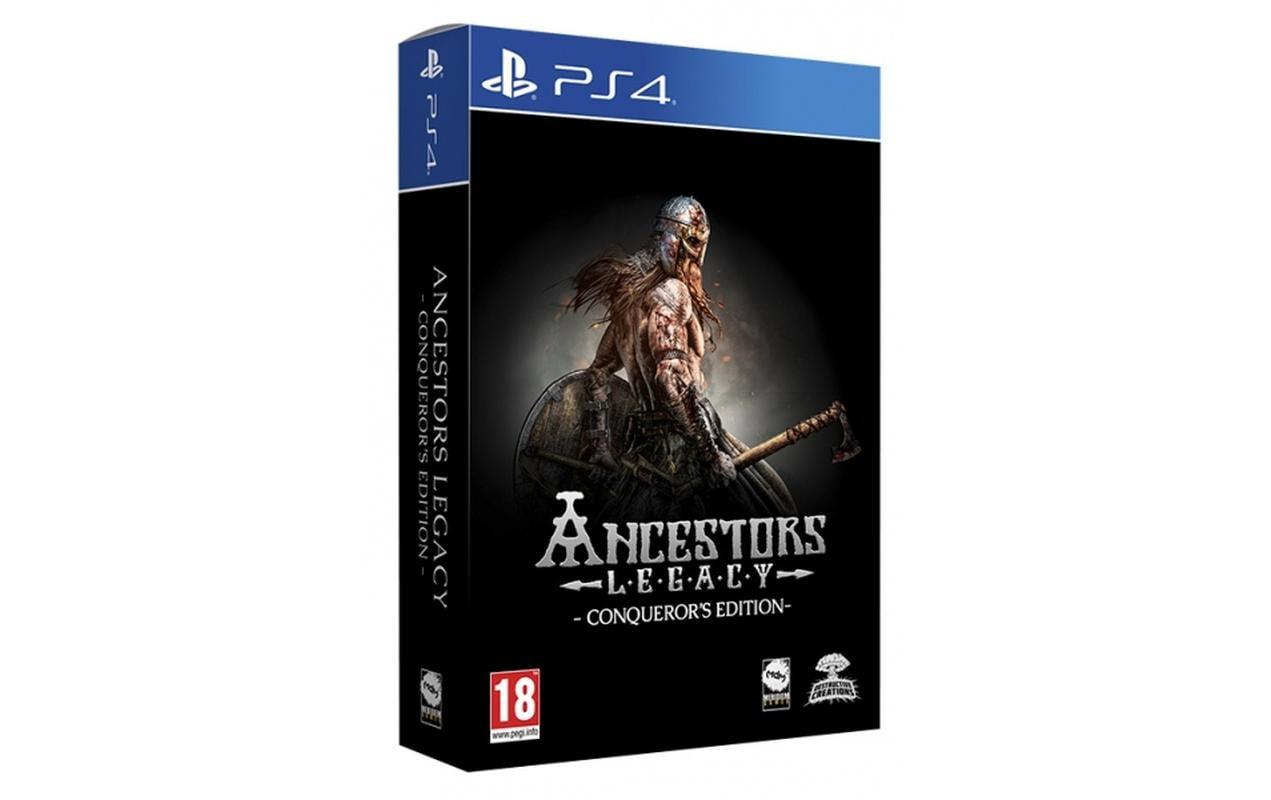 Image of Astragon Spiel »Astragon Ancestors Legacy - Conquerors Edition«, PlayStation 4