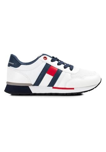 Tommy Hilfiger Sneaker, mit Logoschriftzug an der Ferse kaufen