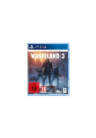 Spiel »Wasteland 3 - Day 1 Edition«, PlayStation 4, Standard Edition kaufen