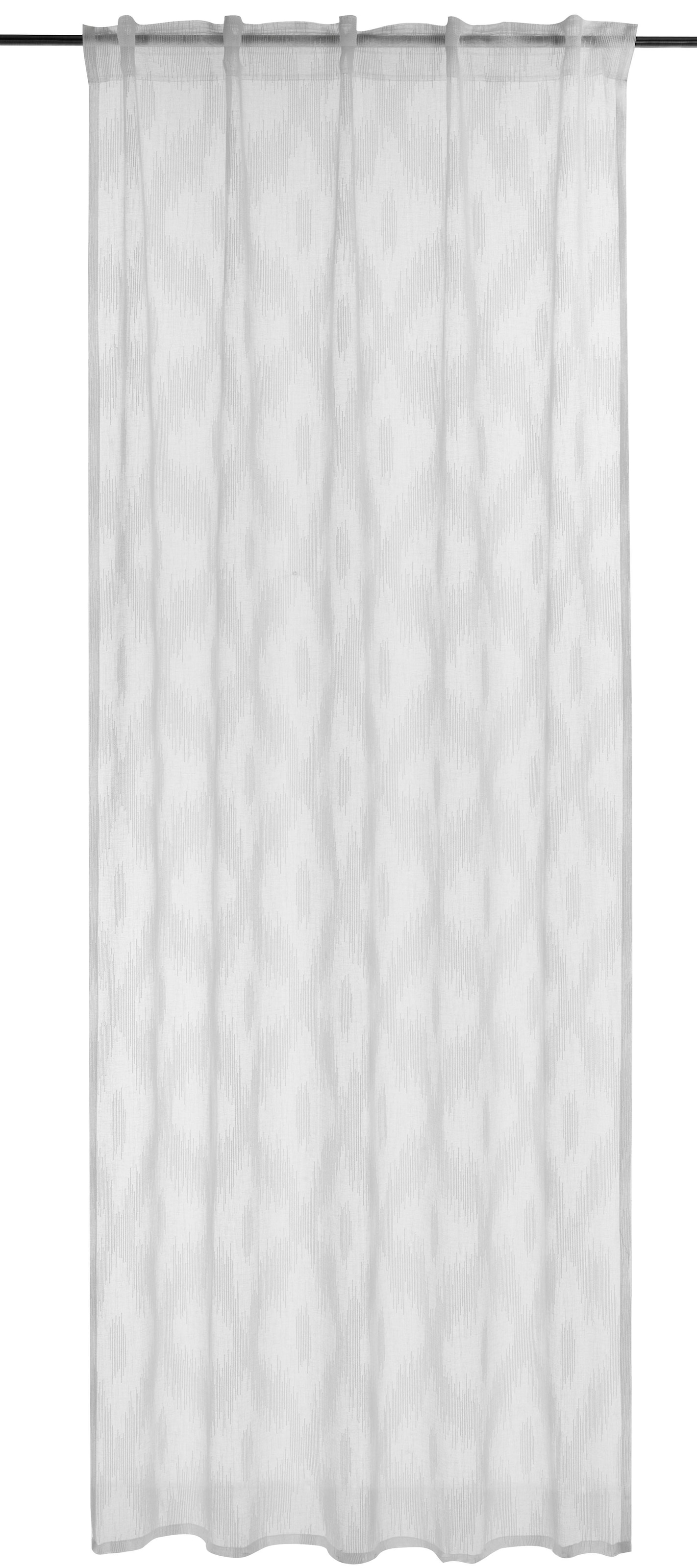 Image of Gardine, »FD Rhombus«, BARBARA Home Collection, Multifunktionsband 1 Stück