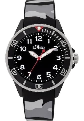 s.Oliver Quarzuhr »SO - 3920 - PQ« kaufen