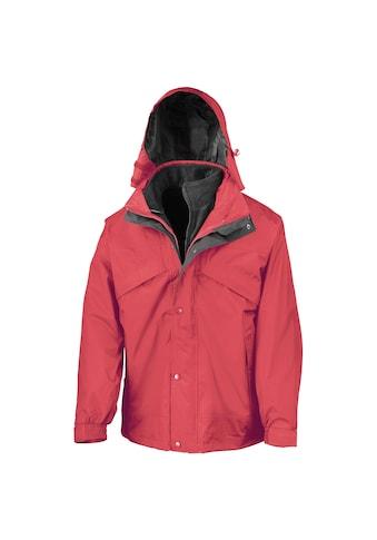 Result 3-in-1-Funktionsjacke »Herren 3-in-1 StormDri Jacke mit Reissverschluss und... kaufen