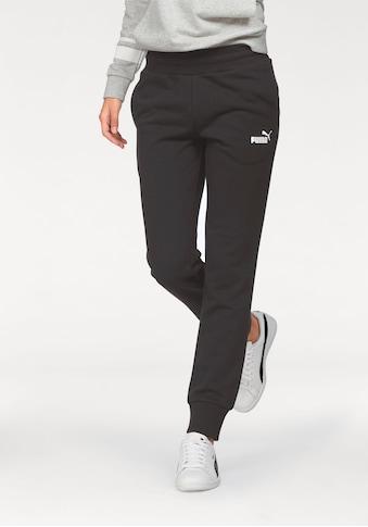 PUMA Jogginghose »ESSENTIAL SWEAT PANTS CLOSED TR« kaufen