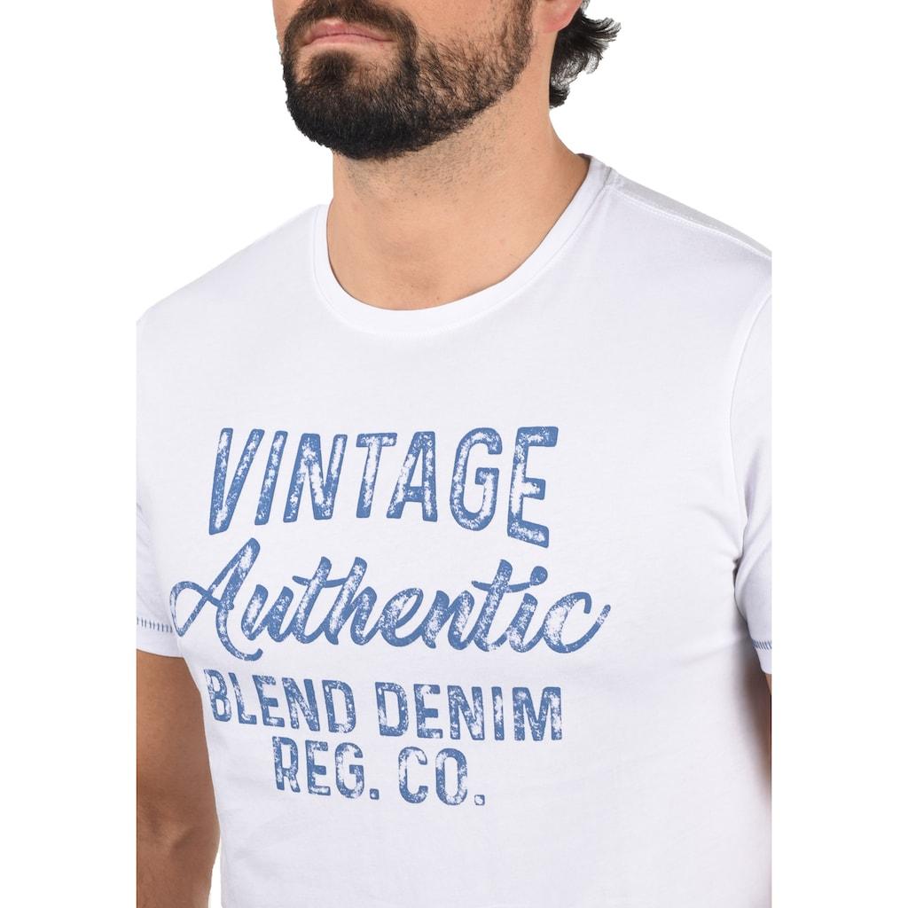 Blend Rundhalsshirt »Florenz«, T-Shirt