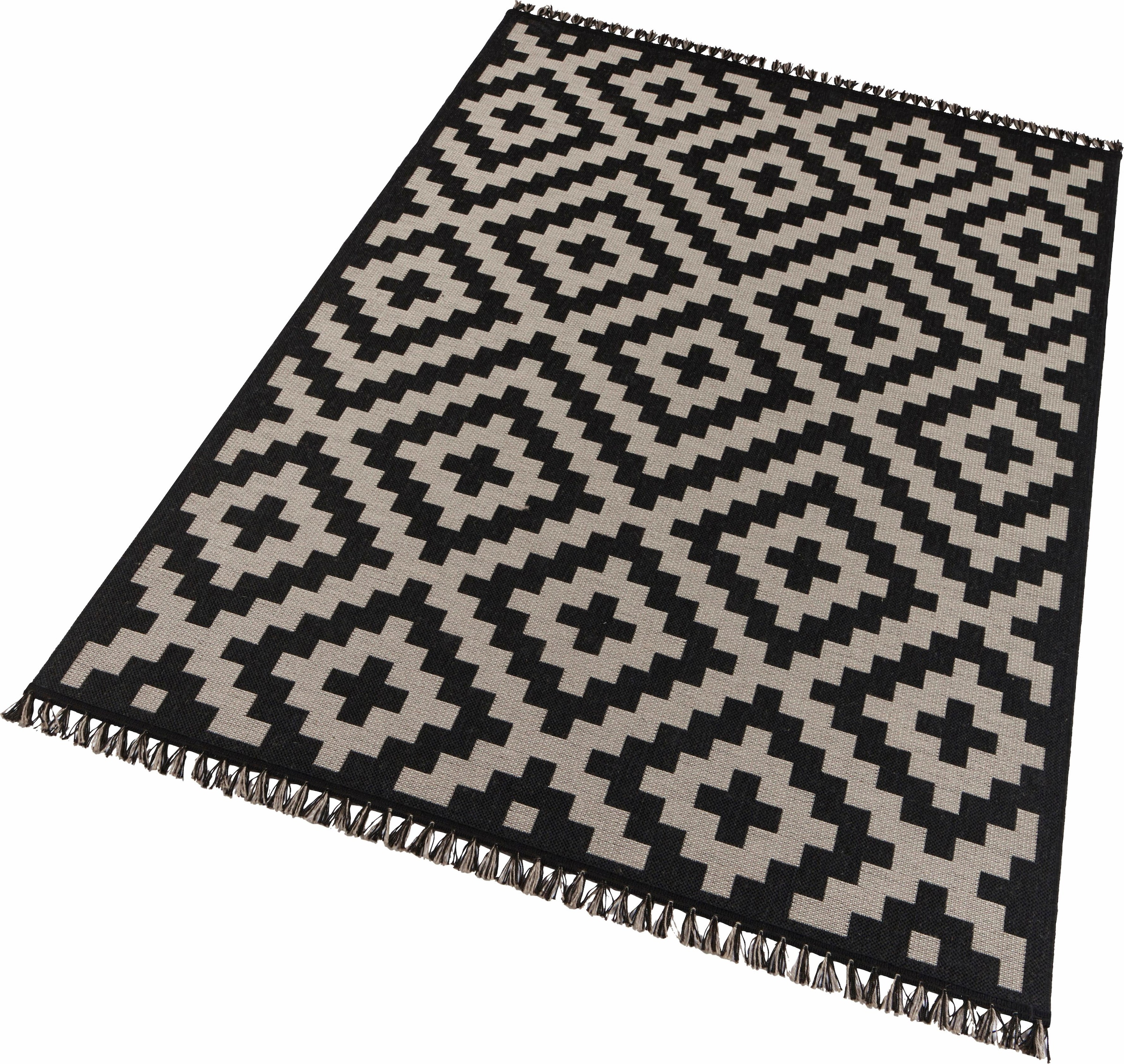 Image of Teppich, »Stockholm«, freundin Home Collection, rechteckig, Höhe 3 mm, maschinell gewebt