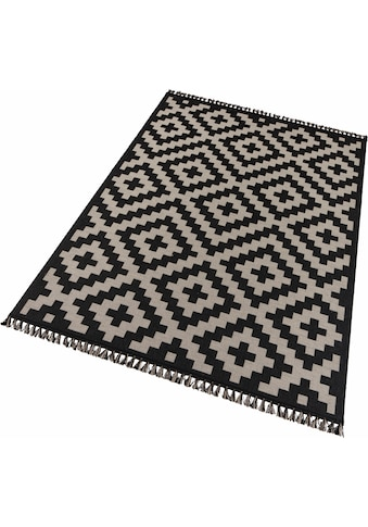 freundin Home Collection Teppich »Stockholm«, rechteckig, 3 mm Höhe, Wohnzimmer kaufen