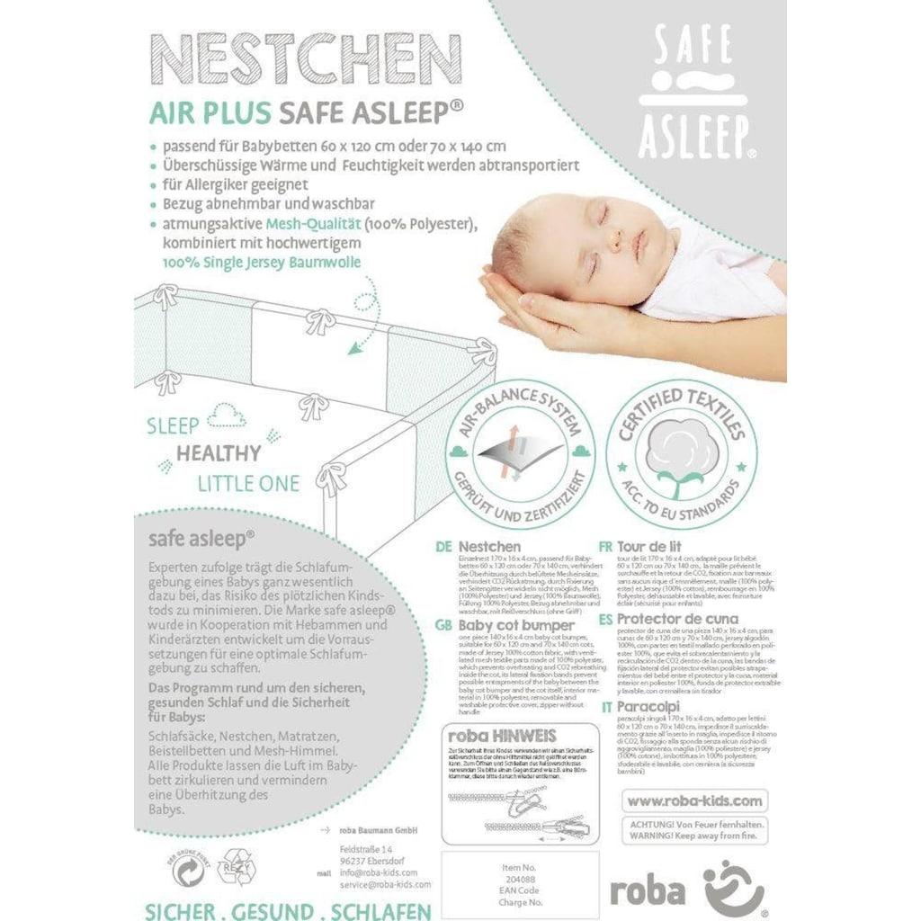 roba® Bettnestchen »Air PLUS safe asleep®, Miffy«