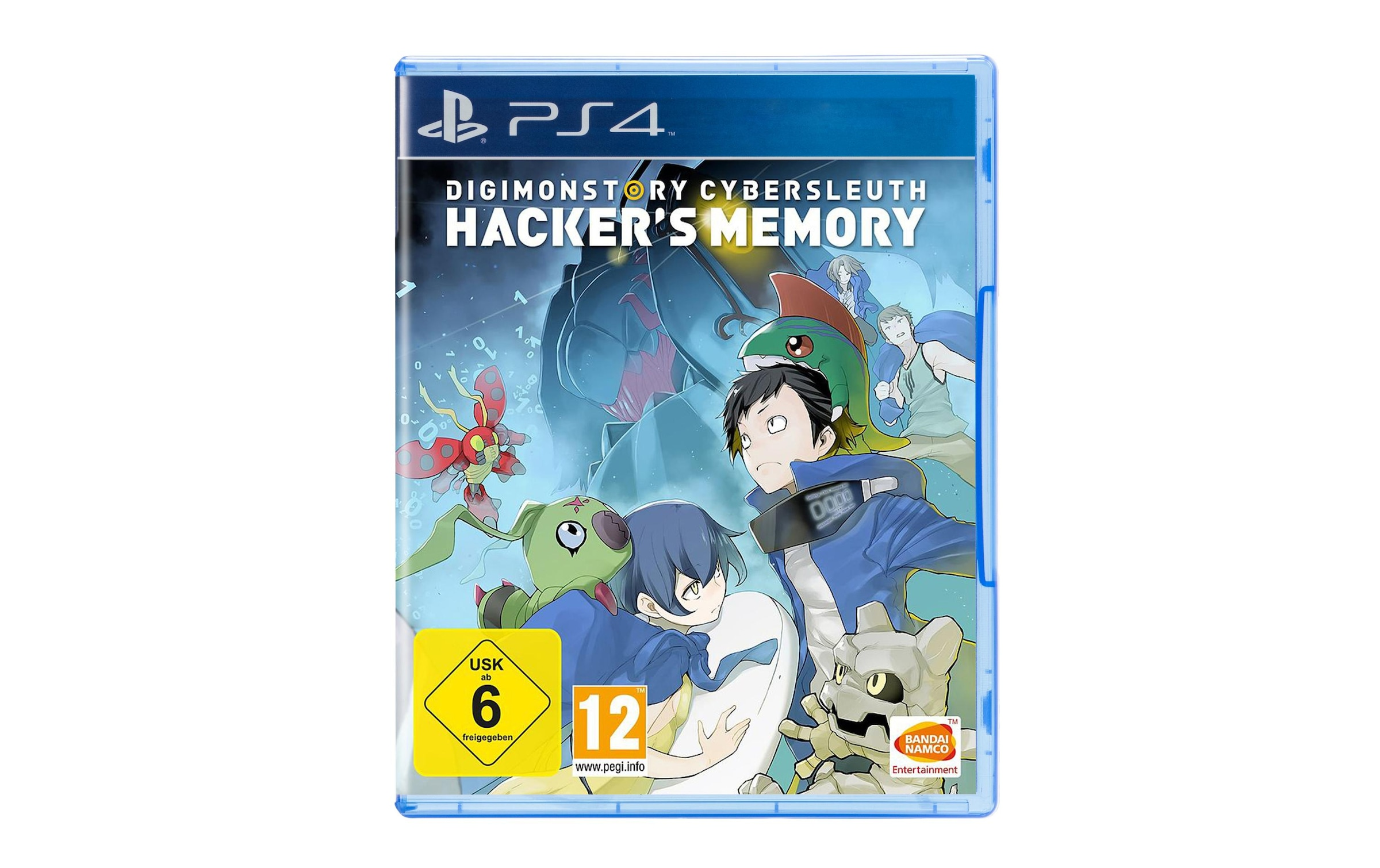 Image of BANDAI NAMCO Spiel »Digimon Story Cyber Sleuth Hackers Memory«, PlayStation 4