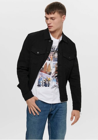 ONLY & SONS Jeansjacke »COME LIFE TRUCKER« kaufen