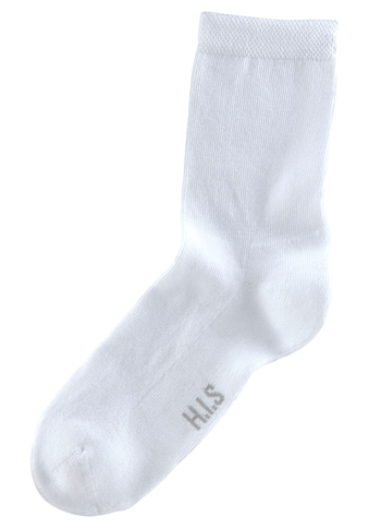 H.I.S Socken, (6 Paar), mit bequemem Frottee kaufen