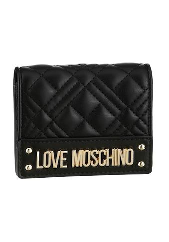 LOVE MOSCHINO Geldbörse, im kleinen Format kaufen