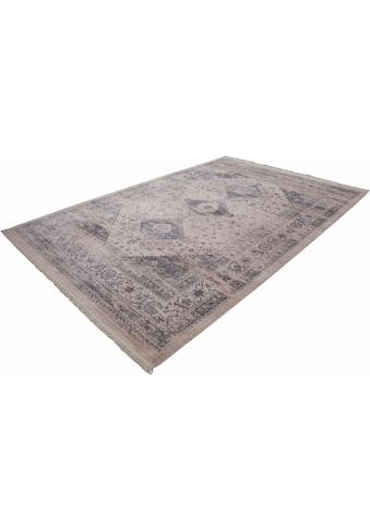 LALEE Teppich »Vintage 703«, rechteckig, 7 mm Höhe, Besonders weich durch Microfaser,... kaufen