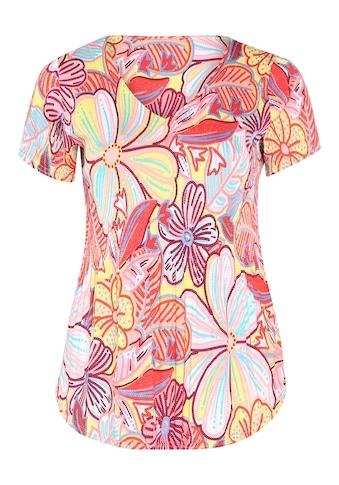 Paprika Print-Shirt »Kurze Ärmel«, casual kaufen