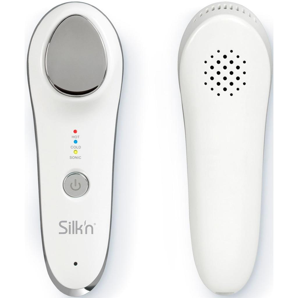 Silk'n Anti-Aging-Gerät »SkinVivid«, Kälte + Wärme Massagetherapie
