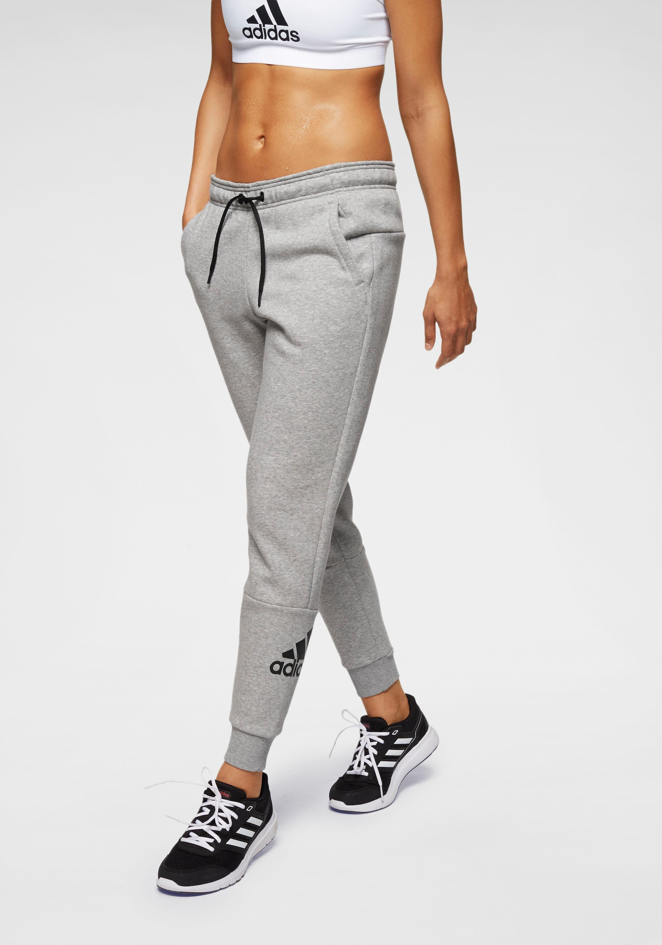 adidas Performance Jogginghose »W MH BATCH OF SPORT PANT«