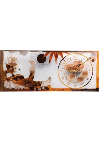 Goebel Wanduhr »Rosina Wachtmeister, Gatto con stivali, 66852611« kaufen