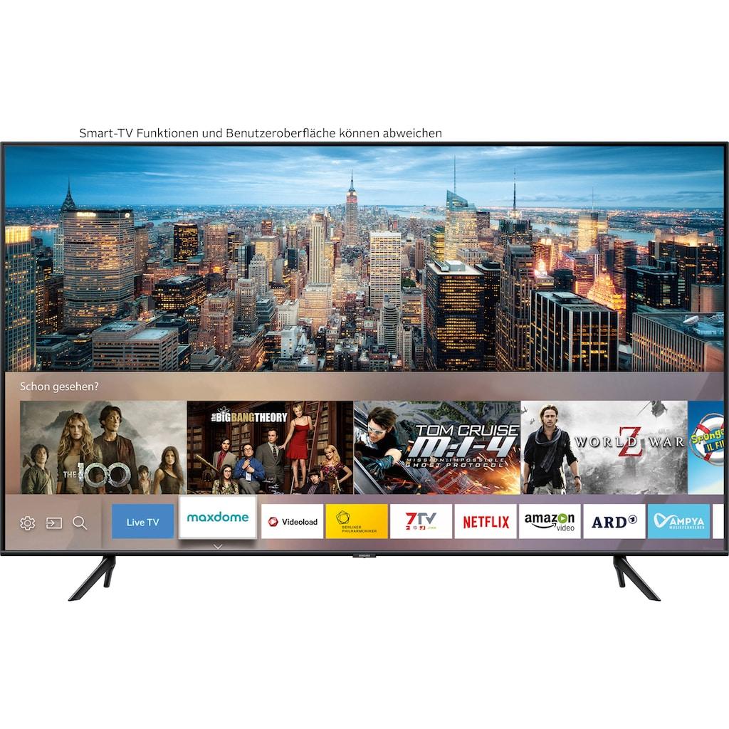 "Samsung QLED-Fernseher »GQ85Q60TGU«, 214 cm/85 "", 4K Ultra HD, Smart-TV"