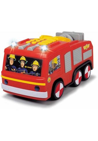 """Dickie Toys Spielzeug - Feuerwehr """"Feuerwehrmann Sam Super Tech Jupiter"""" kaufen"""