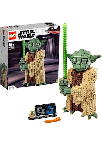 LEGO® Konstruktionsspielsteine »Yoda™ (75255), LEGO® Star Wars™«, (1771 St.), Made in... kaufen