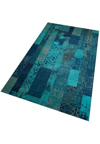 Teppich, »Marakesh 1001«, merinos, rechteckig, Höhe 10 mm, maschinell gewebt kaufen