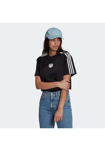 adidas Originals T-Shirt »ADICOLOR 3D TREFOIL LOOSE« kaufen