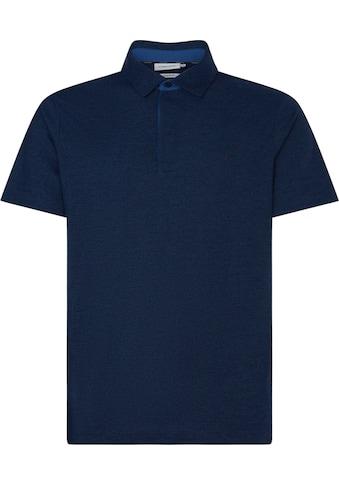 Calvin Klein Poloshirt »LIQUID HEATHER PIQUE POLO« kaufen