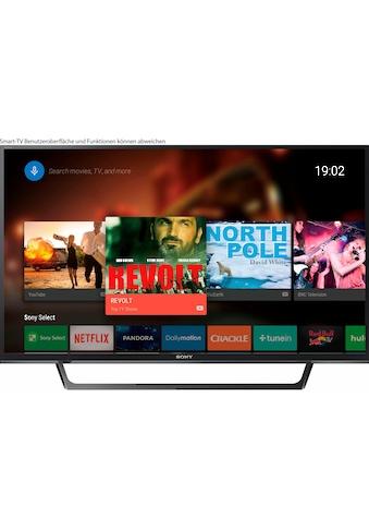 """Sony LED-Fernseher »KDL-32W6605«, 80 cm/32 """", WXGA, Smart-TV kaufen"""