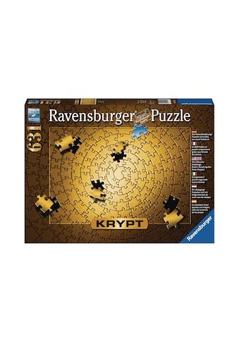 Ravensburger Puzzle »Krypt Goldfarben« kaufen