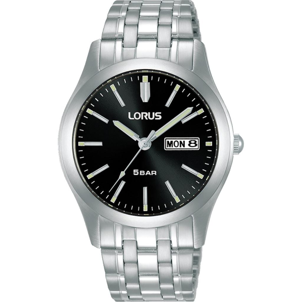 LORUS Quarzuhr »RXN67DX9«