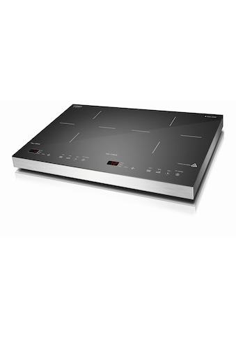 Doppel Induktionskochplatte, Caso, »S - Line 2400« kaufen