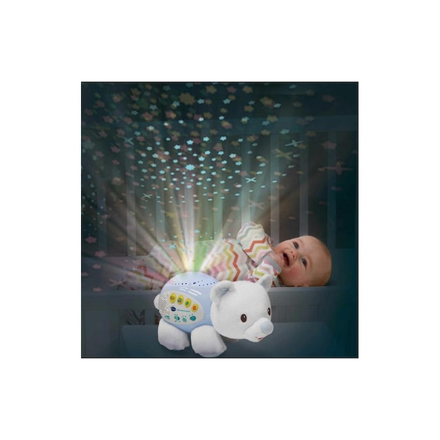 Projektor Sternenlicht , VTech, »Eisbär«