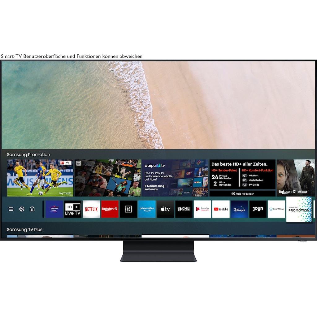 """Samsung QLED-Fernseher »GQ65Q800TGT«, 163 cm/65 """", 8K, Smart-TV"""