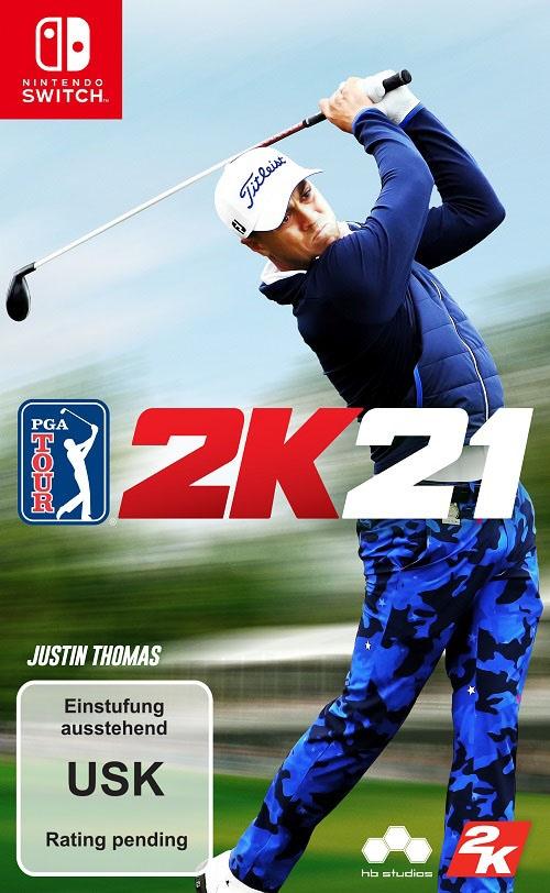 Image of 2K Spiel »PGA TOUR 2K21«, Nintendo Switch