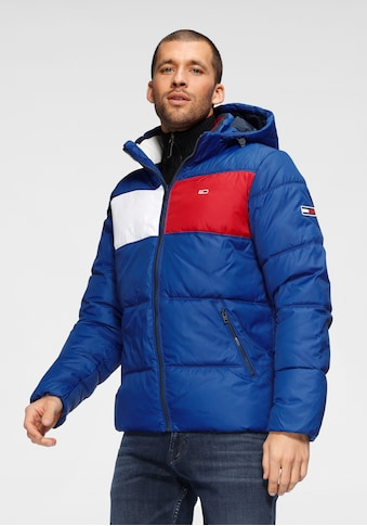 Tommy Jeans Steppjacke »TJM COLORBLOCK PADDED JACKET« kaufen