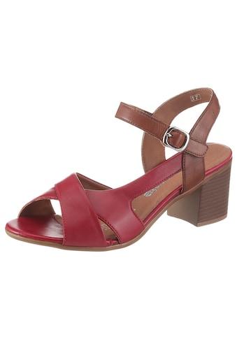 Remonte Sandalette, in eleganter Optik kaufen