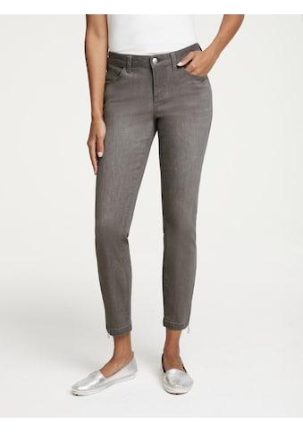LINEA TESINI by Heine Skinny-fit-Jeans, verkürzte Form kaufen