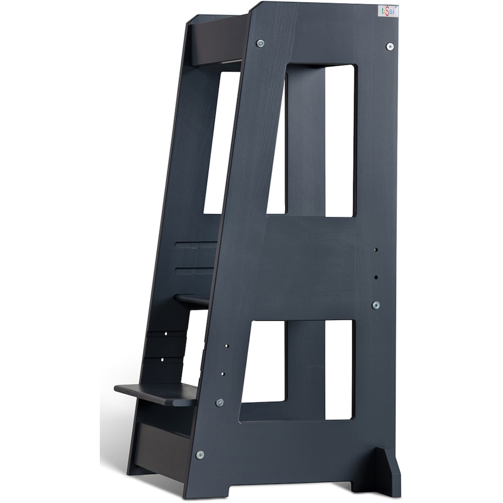 tiSsi® Stehhilfe »Lernturm Felix, grau«, Made in Europe