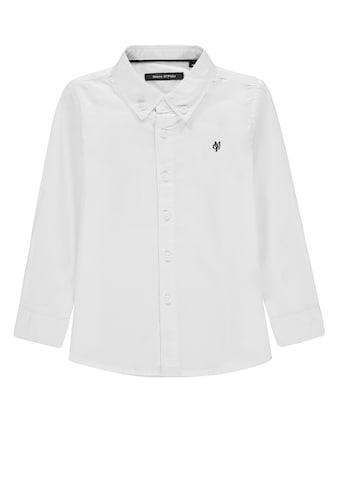 Marc O'Polo Junior Hemd mit Stehkragen kaufen