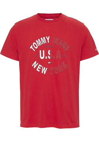 Tommy Jeans T-Shirt »TJM ARCHED GRAPHIC TEE« kaufen